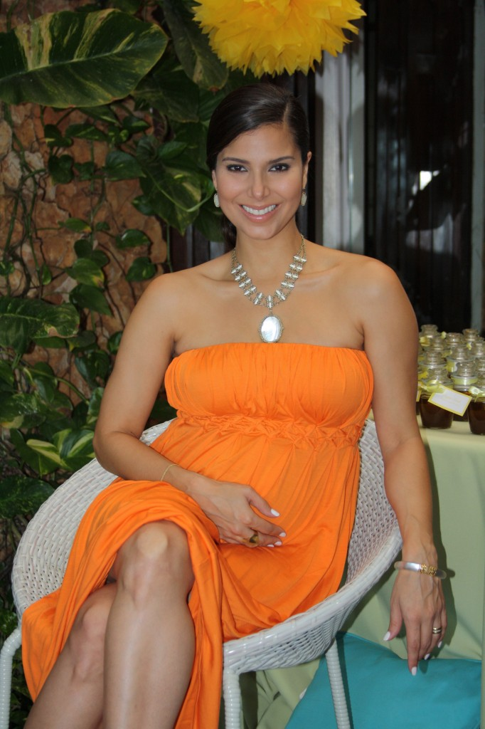 Roselyn Sanchez Celebrates 1st Baby Shower in Puerto Rico ...