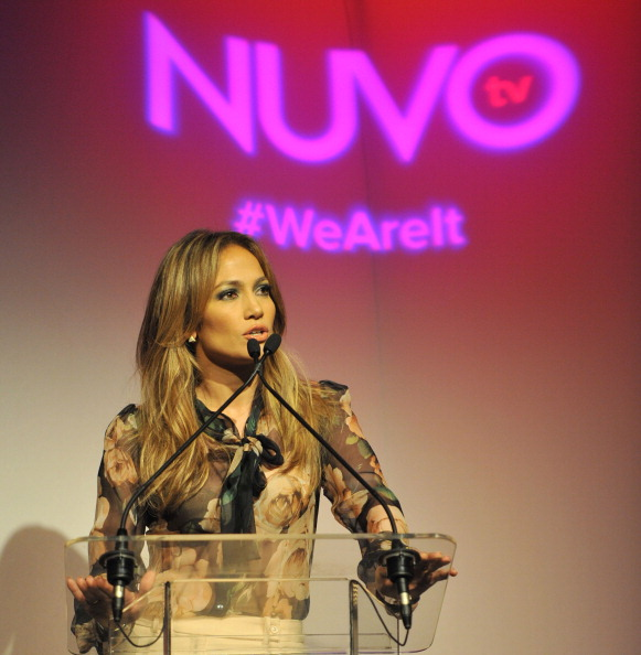 NUVOtv and Chief Creative Officer Jennifer Lopez Present 2013-2014 Programming Slate at NYC Upfront Presentation
