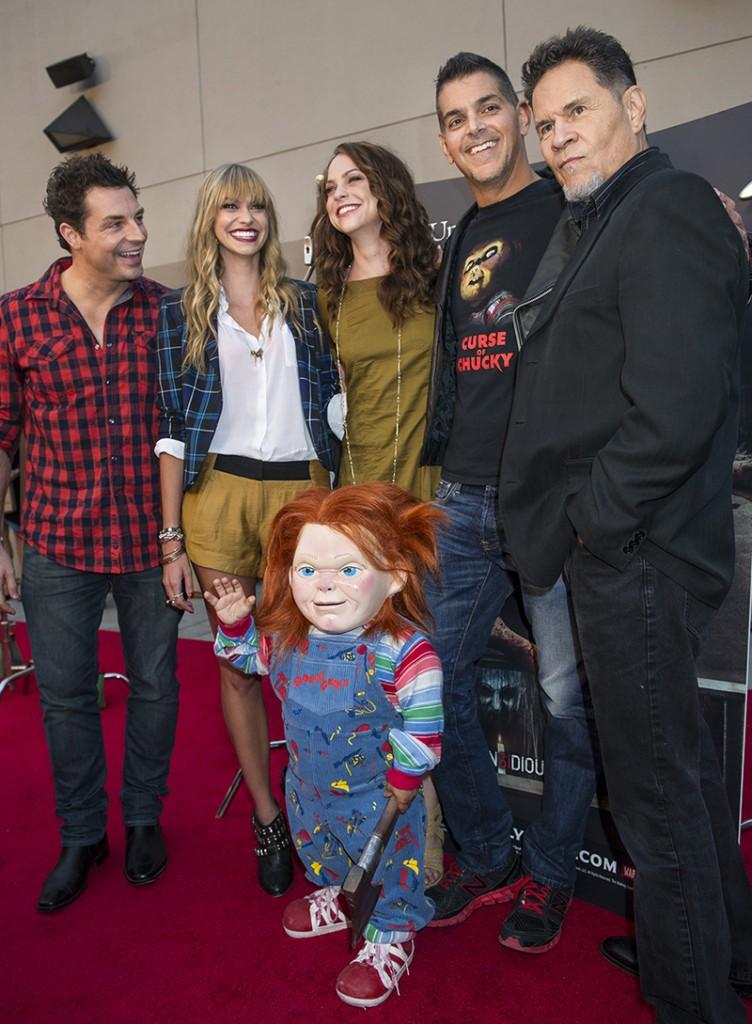 Back  gt  Gallery For  gt  Curse Of Chucky CastCurse Of Chucky Cast