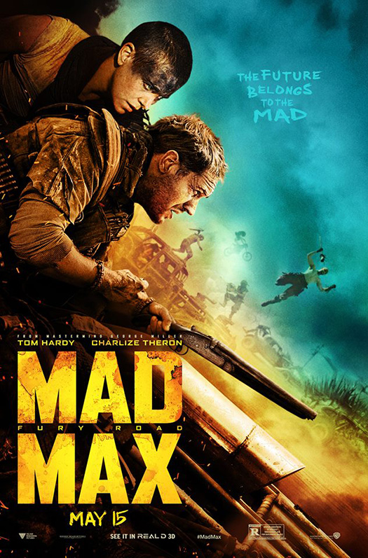 "MAD MAX: FURY ROAD ""Prize Pack"" Sweepstakes - Entertainment Affair"