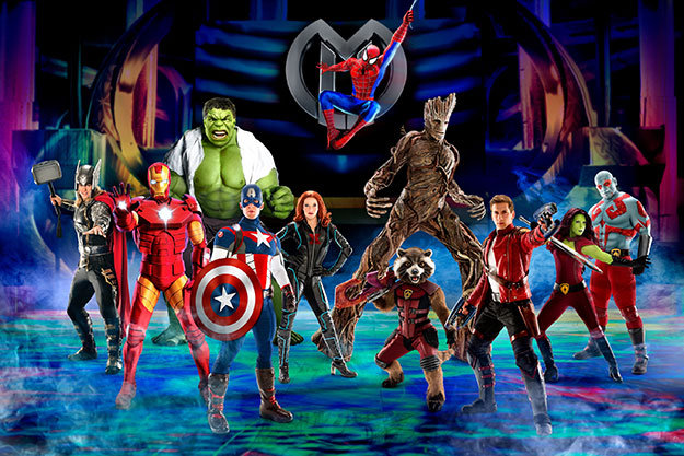 220bdd5c42d799 Marvel Universe LIVE! Age of Heroes Kicks Off in SoCal This Summer ...